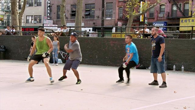Thumbnail image of US Open Ball People in Training