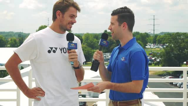15-Love with Stanislas Wawrinka
