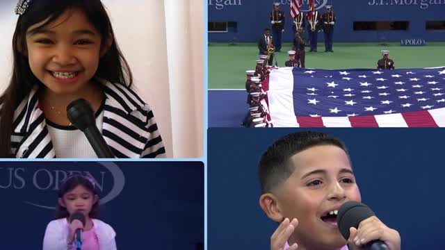 Thumbnail image of 2016 US Open Anthem Auditions