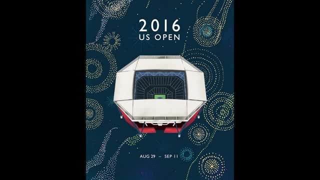 play video Introducing Marcos Chin, US Open Theme Artist