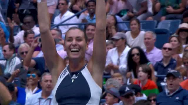 play video Vinci vs. Pennetta