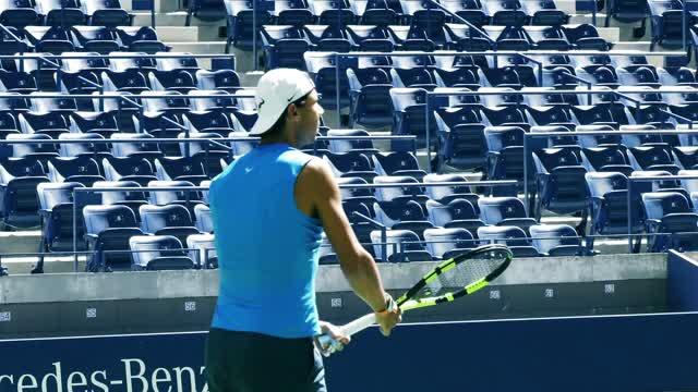 Thumbnail image of Zennis: Rafael Nadal