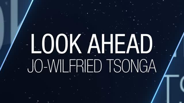 Thumbnail image of Look Ahead: Jo-Wilfried Tsonga