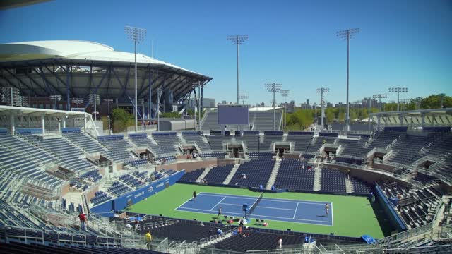 Thumbnail image of First Impressions: US Open Transformation
