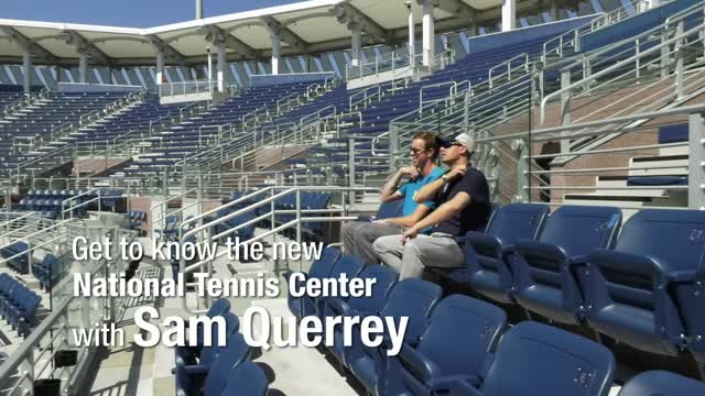 Thumbnail image of Sam Querrey Grandstand Tour