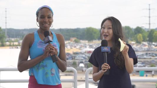 play video 15-Love: Venus Williams