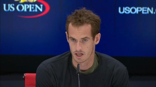 play video Andy Murray Interview