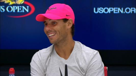 play video Rafael Nadal Interview