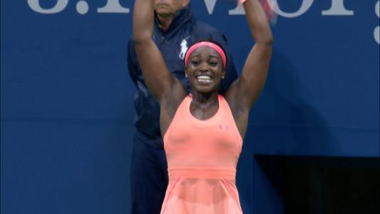 play video Road to the Finals: Sloane Stephens