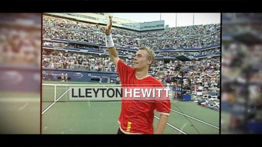 play video 50 for 50: Lleyton Hewitt, 2001 men's singles champion
