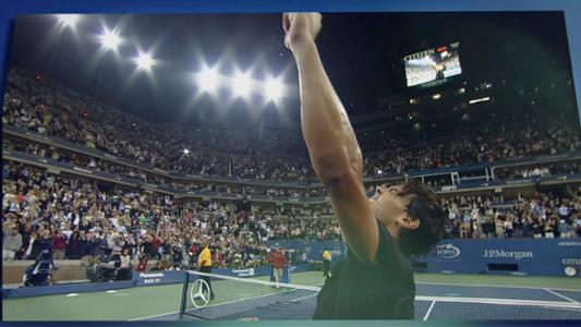 Thumbnail image of 50 Moments That Mattered: Nadal completes career Grand Slam