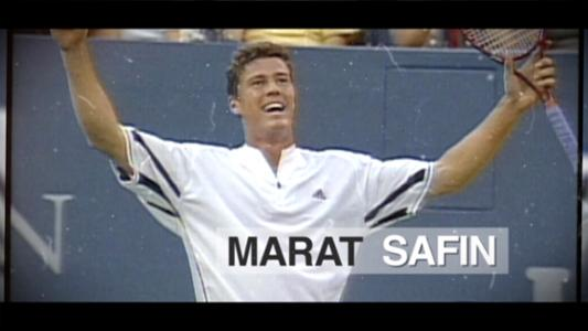 Thumbnail image of 50 for 50: Marat Safin, 2000 men's singles champion