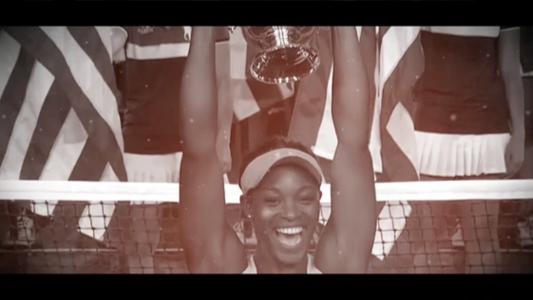 play video 50 for 50: Sloane Stephens, 2017 women's singles champion