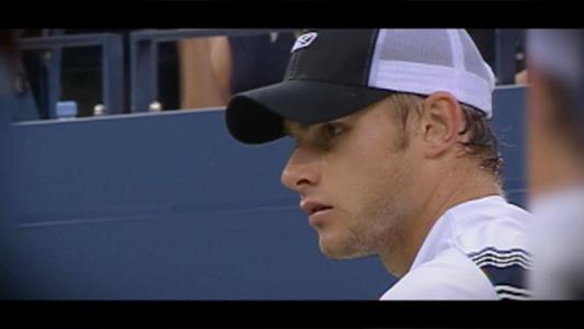 play video 50 for 50: Andy Roddick, 2003 men's singles champion